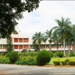 its ISRO building front view