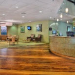 Chesterfield Athletic Club Lobby