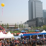 Samsung photo: Digital City -  Children's Day Event