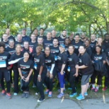 2017 TWG Corporate Challenge Team