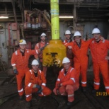 "Maersk Drilling photo: 40"" CWD"