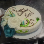 RTD-DQ Cake for Nana