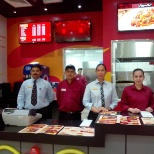 Opening of new store n doha