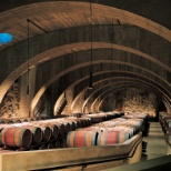 Mission Hill Family Estate Winery photo: Cellar