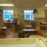 Childtime Learning Center classroom for the two year old classroom