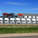 New West Freightliner Inc photo: Brand new dealership in Calgary