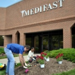 Earth Day at Medifast's HQ