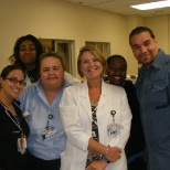 Baptist Health South Florida photo: Celebrating a new life