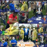 Abstrax, LLC photo: Pie A Manager Fundraiser for Relay for Life! AWESOME Day!