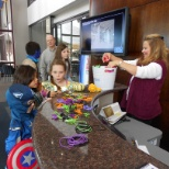 Family friendly trick-or-treat event held at all office locations.
