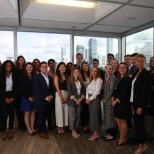 Intact photo: Our Commercial and Specialty Lines Underwriter Development Program trainees