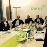 purus AG photo: Strategietag in Wiesbaden