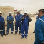 Nabors Industries photo: from X QHSE TEH Jasim Albalushi