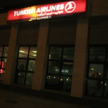 Turkish Airlines photo: Turkish Airlines office in Kermanshah Airport - Iran