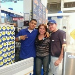 Auntie Anne's photo: Good work crew
