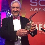 PAREXEL photo: .@PAREXEL's Country Allocation wins Best Technological Development in Clinical Trials