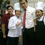 Pizza Hut photo: Your pasta master at your service!☺