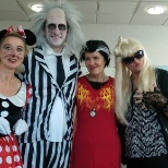 The Matrix Carlow team at Halloween!