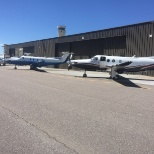Tempus Jets photo: Busy at Tempus Jets!