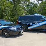 TOWN OF FLOWER MOUND photo: Flower Mound Police Vehicles