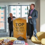 Top Work Places Celebration 2016
