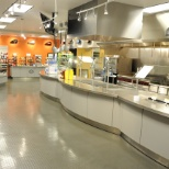 Hungry? Our kitchen and cafeteria cater to all your dietary needs at the Product Development Center