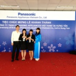 Grand Opening ceremony of the Branch of Panasonic Appliances Vietnam