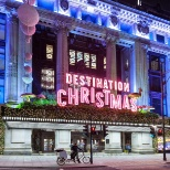 Selfridges photo: Destination Christmas 2014