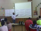 presentations by the groups