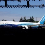 Boeing 787 Dreamliner Rollout 6/8