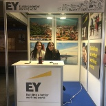EY photo: Foro de empleo