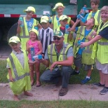 photo of Waste Management, WM employees love engaging with and giving back to the communities they service.