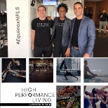Equinox photo: Recruiting Team had a great day of learning & networking at the High Performance Living Symposium