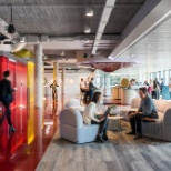 photo of PwC, PwC Australia - Cafe area