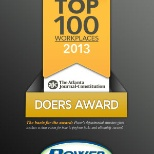 Top 100 Workplaces 2013 (DOERS AWARD)