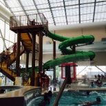Kroc Center's Indoor Waterpark