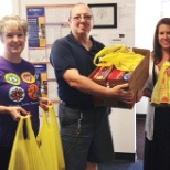 CCH|Branchburg, NJ, Donates to Stamp Out Hunger