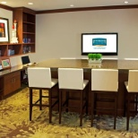 Staybridge Suites Chantilly Library