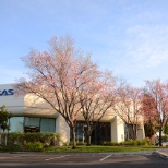 Renesas Electronics photo: New Facility in Santa Clara on the corner of Scott Blvd and Central Expressway.