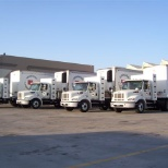 Lily Transportation Corp photo: Our new CNG units
