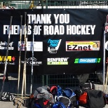 Proud supporter and participant of the Road Hockey to Conquer Cancer for since 2013!