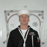 Junior Sailor of the Quarter.