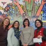 Madison's Branch Office 2013 Donation to The River Food Pantry