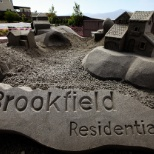 Brookfield logo at the beach