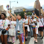 H&M photo: New York City Pride Parade