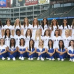2012 Texas Rangers Six Shooters