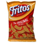 Frito-Lay 4-oz Fritos Corn Chips/Snacks