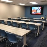 Classroom style instruction room