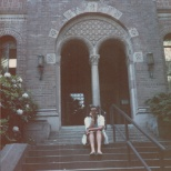 A wonderful place to work, near Old Main, where I worked in the Business Office - 1984