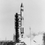 Our Transtage Rocket launched May 1965